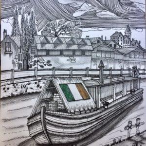 Ballade irlandaise-Patrice Vannicatte