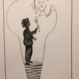 un éclair de génie-Patrice Vannicatte