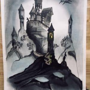 Les tours sombres-Patrice Vannicatte
