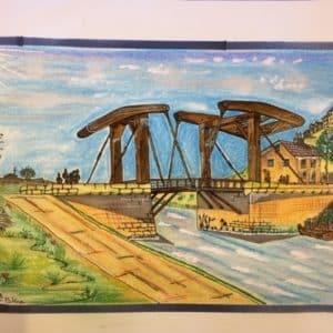 Pont de Langlois -Patrice Vannicatte