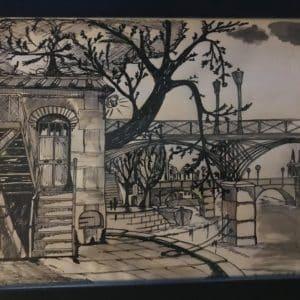 Le pont des arts-Patrice Vannicatte