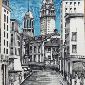 Calvi centre ville-Patrice Vannicatte