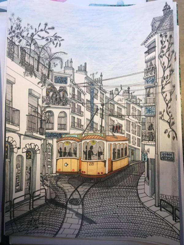 Lisbonne-Patrice Vannicatte