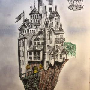 forteresse imprenable-Patrice Vannicatte