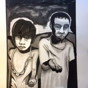 Famine-Patrice Vannicatte